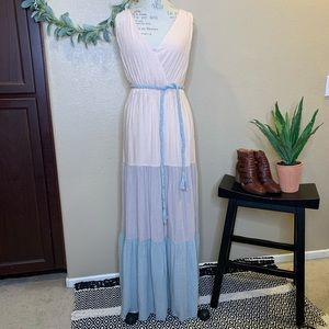 Flying Tomato ~ Maxi Tiered Dress